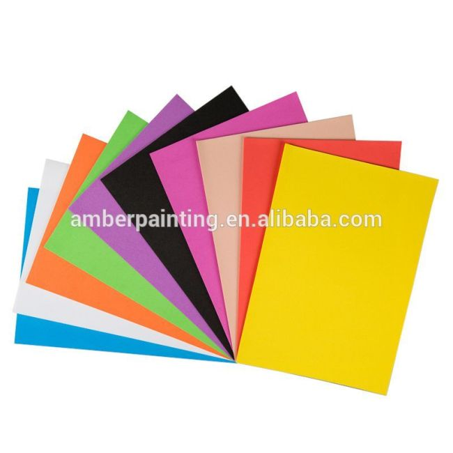 Colored eva foam 2mm thick craft eva foam sheet and roll