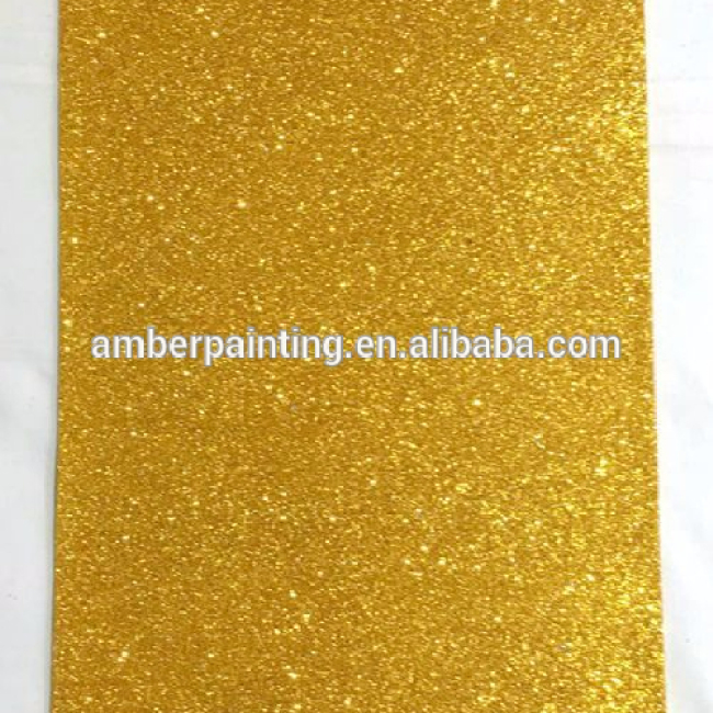 Custom size eco friendly glitter eva foam sheet for kids