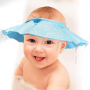 A313 EVA foam waterproof baby shower cap