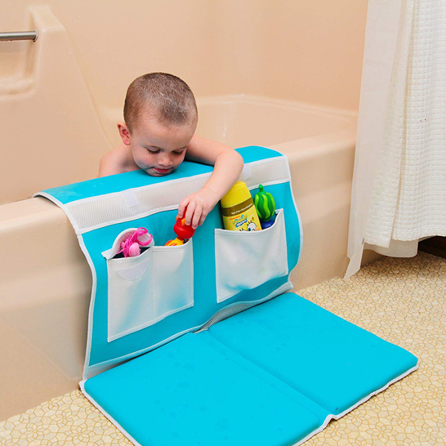 baby bath kneeler pad