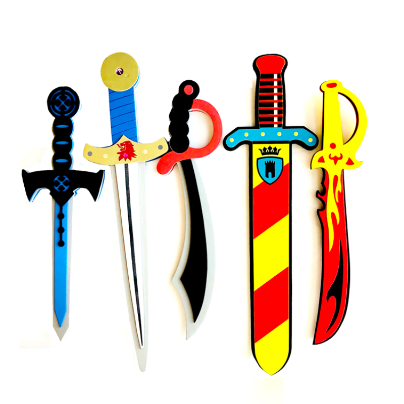 EVA foam sword for boys weapon toy