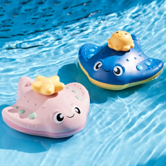 ODM electric animal bath funny baby bath toys game  mini bath tub toy