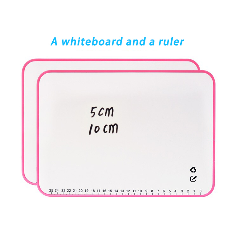 Educational small  magnetic toy whiteboard for kids dry erase white boards    white board stand
