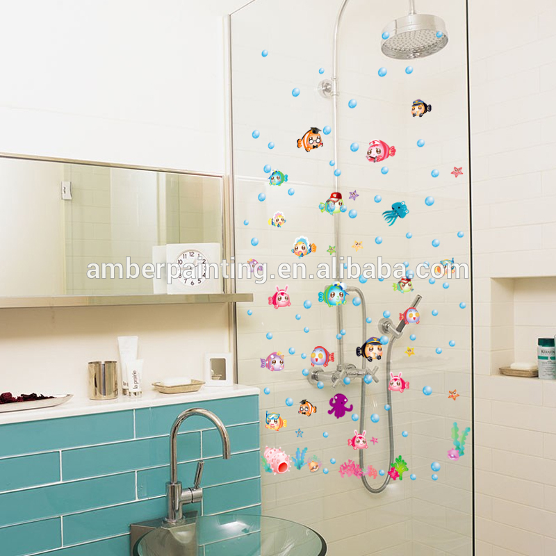 baby boys education sea life wall decals for bathroom