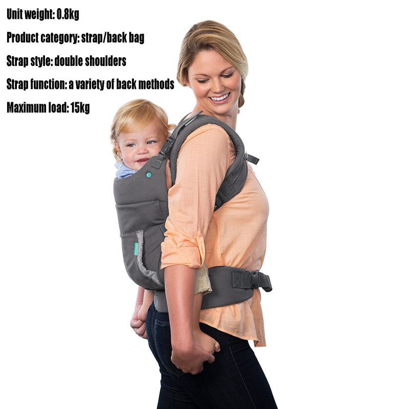 Custom High Quality new design baby carriers baby carrier ergonomic with
