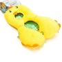 cartoon shape baby kids neck support travel pillow with magnetic buttonsA313