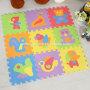 child comfort eva foam educational puzzle mat taekwondo tatami mat