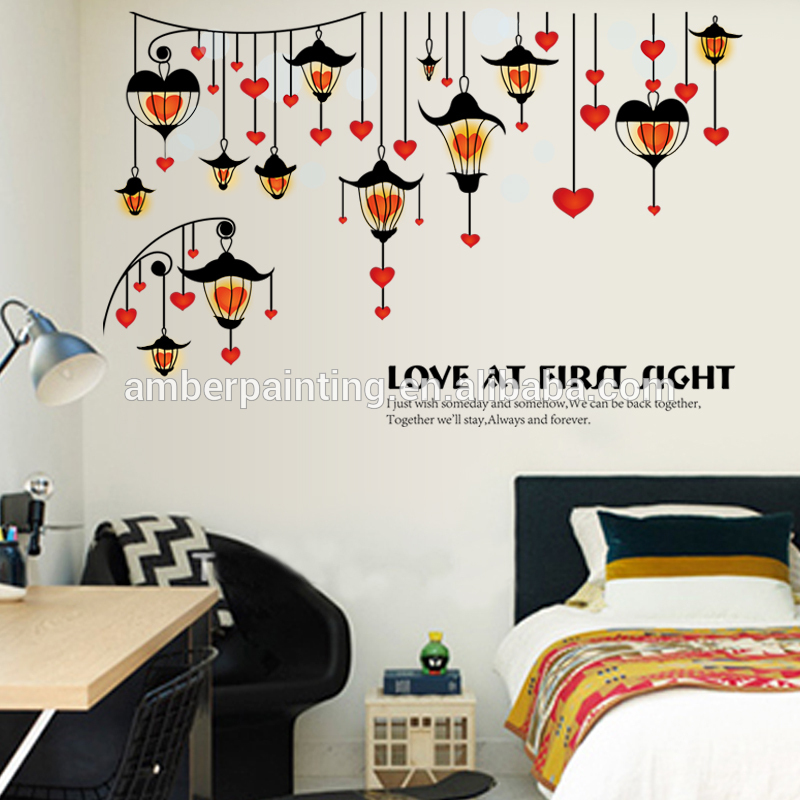 new products 2017 wall vinyl decals quotes love decals for wall