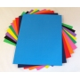 Kids crafts colorful eva material multi function foam plain sheets