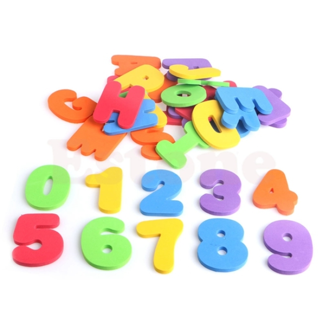 High quality educational baby foam toys bath letter and number toddler toys for bath toddlers bath toys