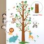 2019 hot sale lovely design PVC wall sticker for kids