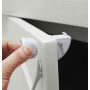 High quality magnetic cabinet door safety child proof baby safety locks baby closet lock door