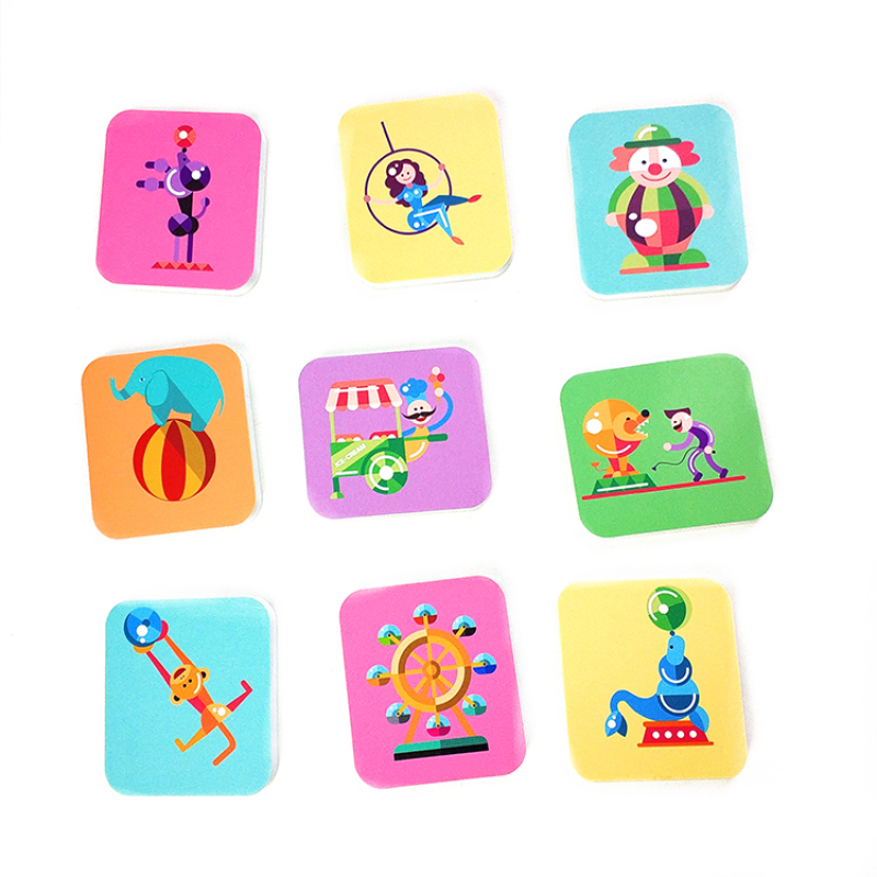 EVA foam fun bath shower toys for kids and toddlers