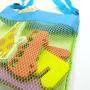 Factory price hanging mesh kids bath toy organizer