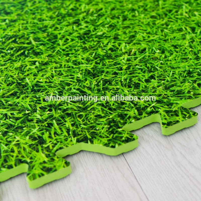diy water floating foam baby coating play floor mat with sides