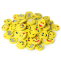 Colorful printing cute office pencil rubber eraser
