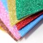Customized size self adhesive multicolor EVA foam sheet hand made gift craft