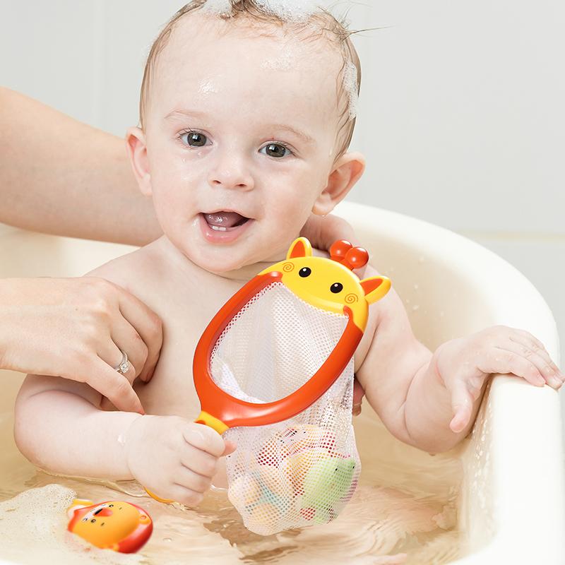 High quality baby bath toy net bag basket baby bath toys  bath toys hot seller