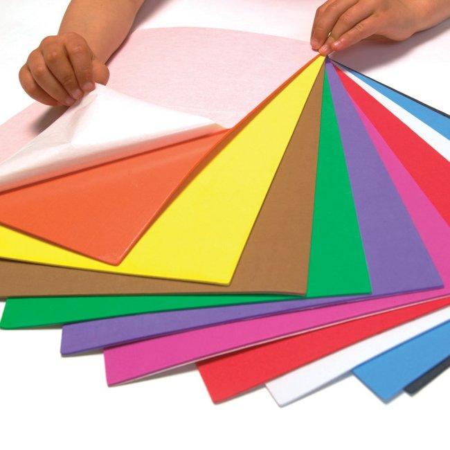 Eco friendly adhesive backed glitter eva foam sheet