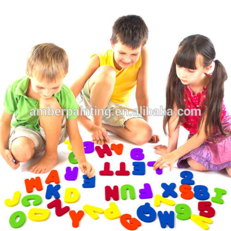 foam letters and numbers bath toy with mesh bag bath toys for 2 year old