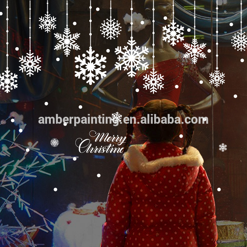 christmas ornament wall decals teen have in stock for home window decoration