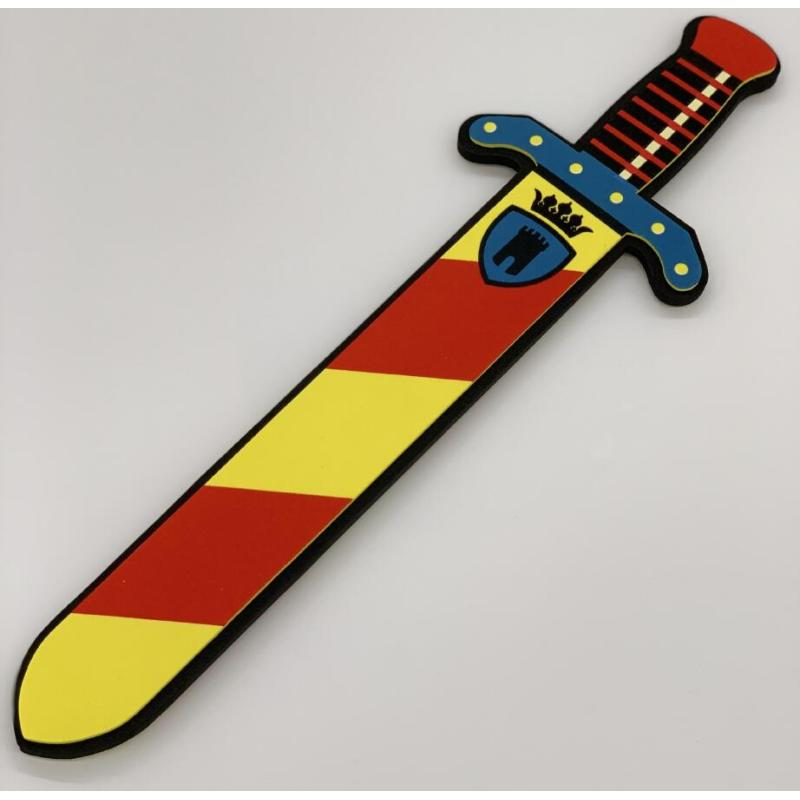 Custom EVA Foam kids sword toy shield