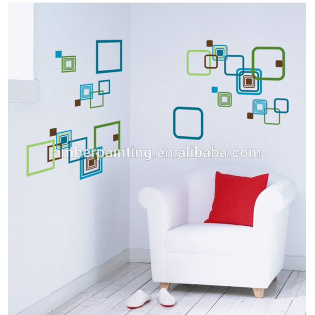 modern wall stickers beauty wall stickers for bedroom and living room
