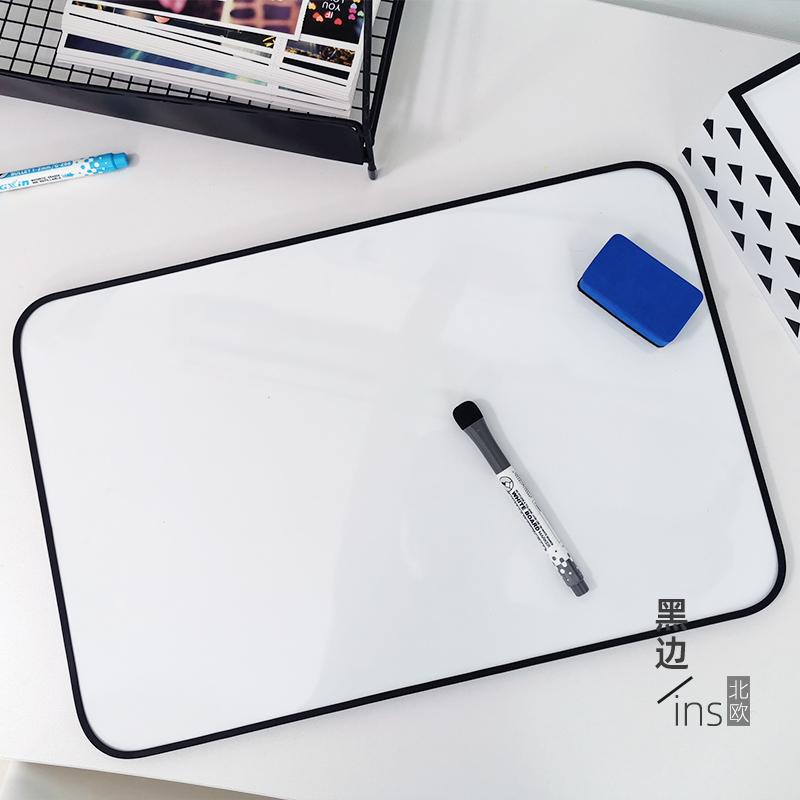erasable whiteboard small dry erase board set