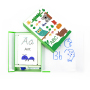 2019 Hot Sale WIPE-CLEAN ACTIVITY SET for Kids