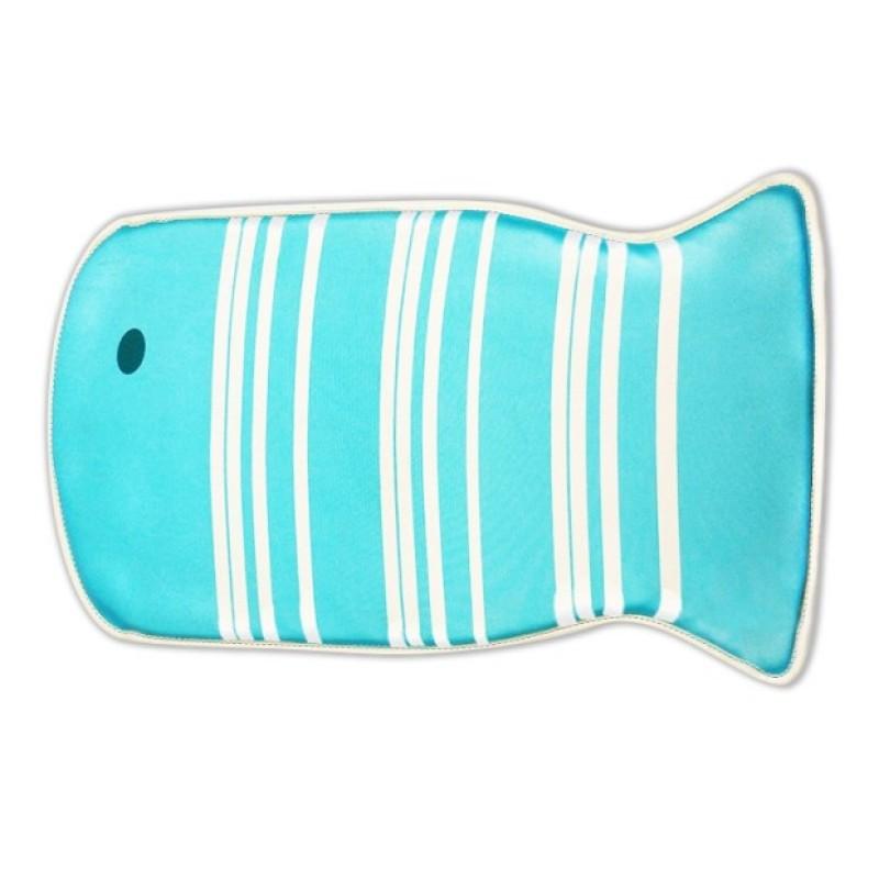New Arrival Amazing fish design neoprene baby bath kneeler