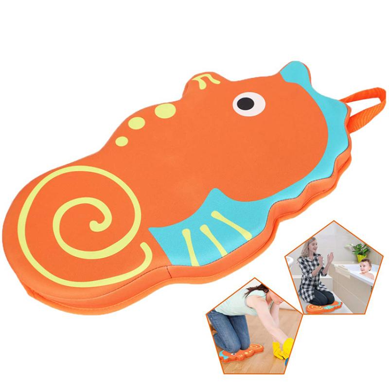 Hot sale cute cartoon wholesale protection bath mat for kids