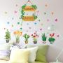 nature nursery roommates kids wall decals baby nursery decorations kitchen art decor