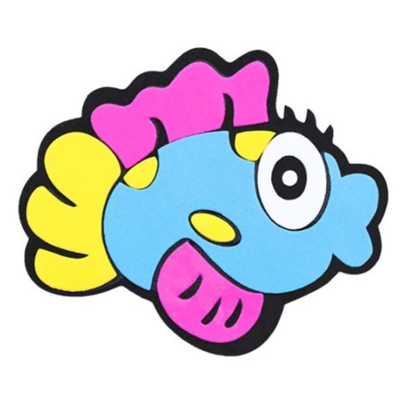 cartoon characters EVA foam sticker fo kids