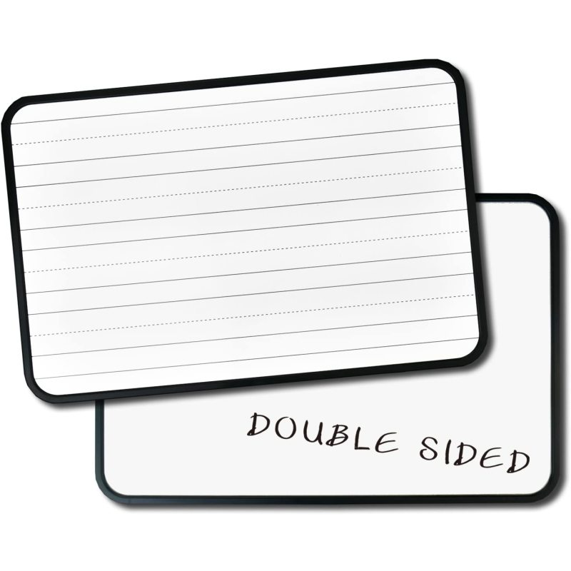 Double Sided Magnetic Dry Erase Board and Small White Board drawing board a4 a3