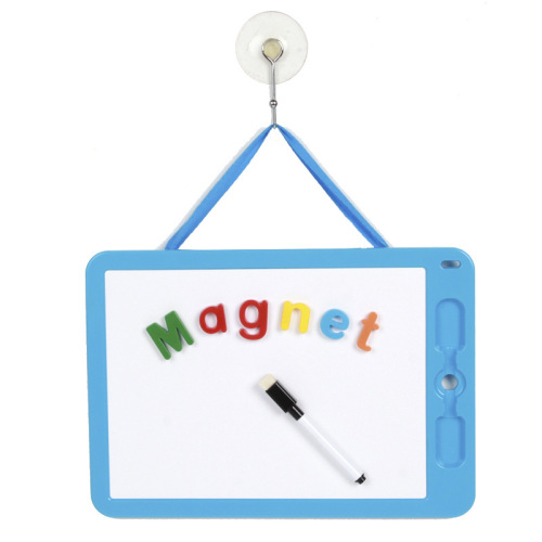 Educational small cheap fridge writable magnet toy whiteboard customize