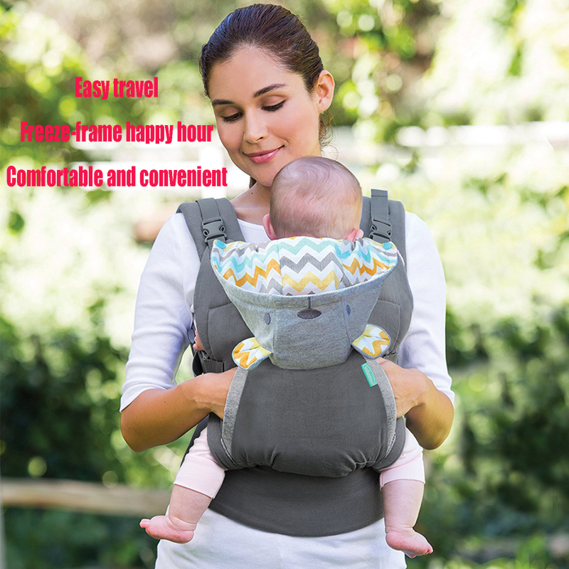 ODM high quality ergonomic baby carrier infant baby carrier will baby