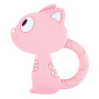 New hot products food grade bpa free safe silicone teether for baby