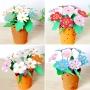 DIY Kids Handmade Educational Toy EVA Foam Flower Pot