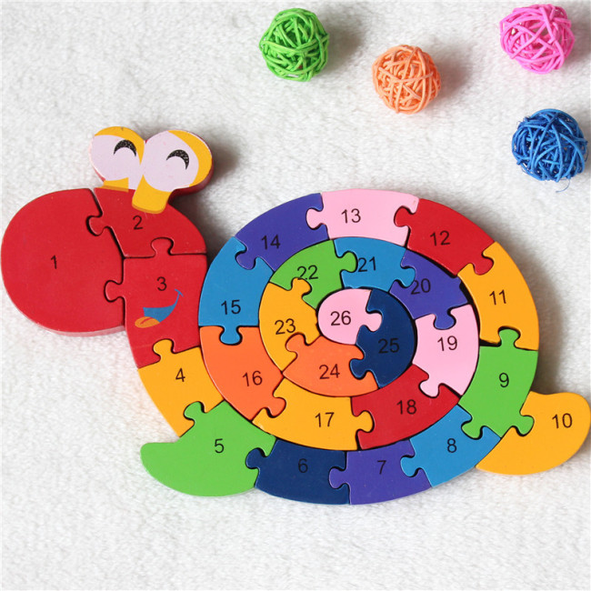 Educational Toys custom alphabet letter foam puzzle game
