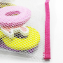 Hot sale baby bath toy mesh organizer