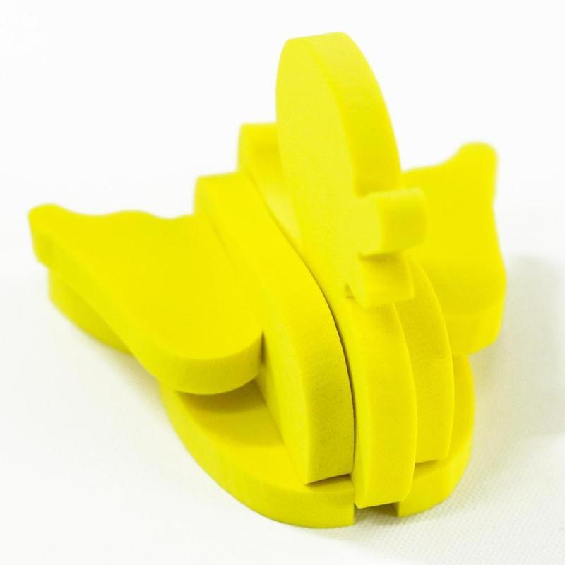 A313 educational EVA foam puzzle toy