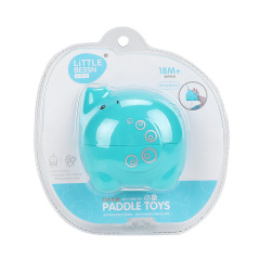 Baby bathing animal bath toys water sprinkler whale bath toy