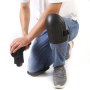Custom sports work construction protective gear foam knee pads worker