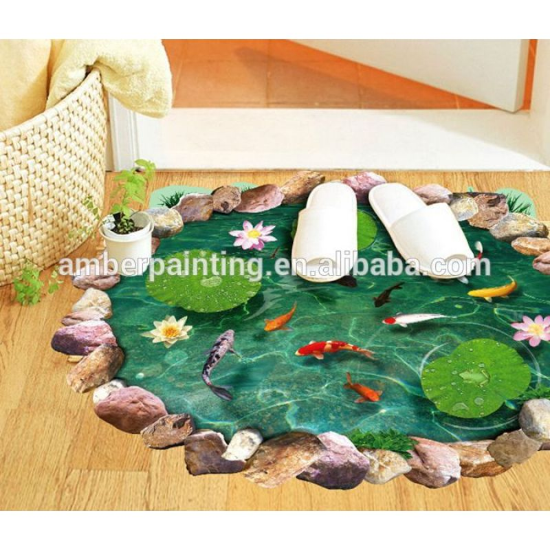 Designed home decoration 3d dinosaur wall paper sticker for kids
