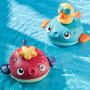 Baby baby bath toys game small bathing toys for kids toddler bath swimming toys