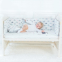 Hot sell new design  anti-fall bed for baby