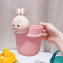 Custom baby playing in water bath for baby toys child bath  bath scoop toy