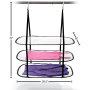 3 Layer Hanging Mesh Orgnize Drying Net