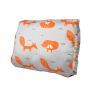 baby nursing arm pillow with 100% cotton fabric & cotton padded