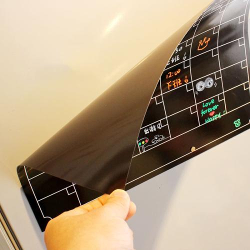 Fridge Magnet Write Wipe Message Boards Refrigerator Dry Erase Board Blackboard Magnetic Calendar Chalkboard Fridge Stickers
